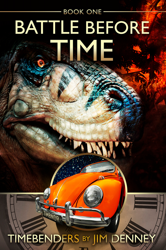 Battle Before Time by Jim Denney